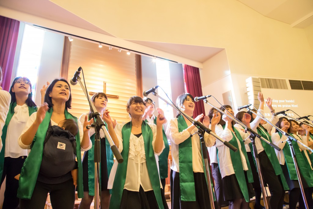【終了】[2016.5.19 THU] Motherleaf Gospel Choir with Comodo ゴスペルミニライブ